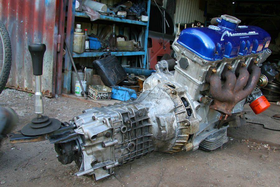 какой мотор подойдет на москвич 412